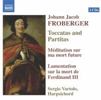 Froberger Johann Jacob;Cembalo