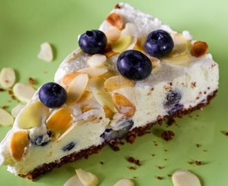Low Carb: Blueberry Cheesecake