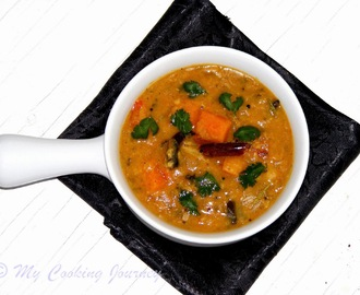 Pondicherry Sambhar – A special Sambhar from Puducherry