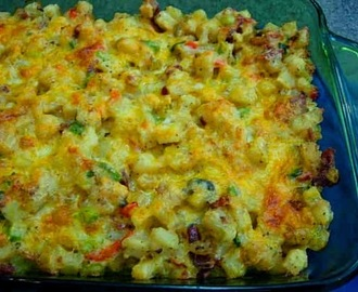 Country Style Potato Casserole