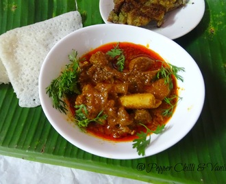 Mutton Curry/East Indian Mutton Curry Recipe
