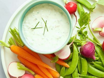 Greek Yogurt Onion Dip