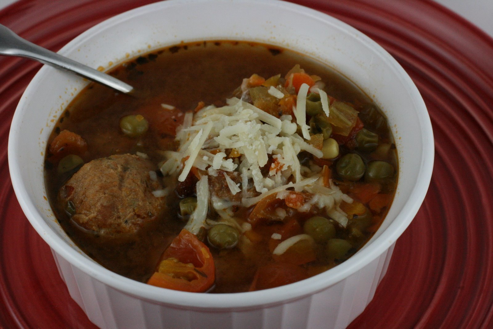 CrockPot Albondigas (Meatball) Soup Recipe
