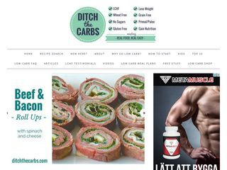 www.ditchthecarbs.com