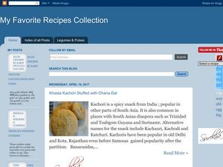 My Favorite Recipes Collection