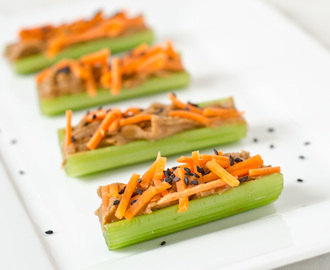 65 Healthy Vegetarian Snack Ideas