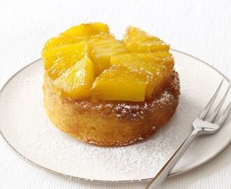 Mini Upside-Down Cakes