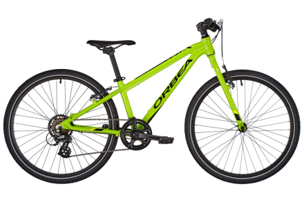 "ORBEA MX Speed Juniorcykel Barn 24"" grön 24"" 2019 Barncyklar 24''"