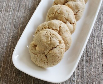 Eggless white chocolate macadamia nut cookies recipe