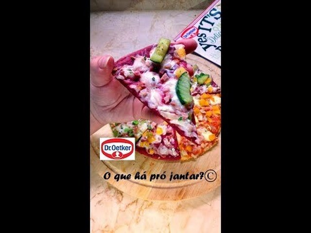 Dr. Oetker- Yes it's Pizza
