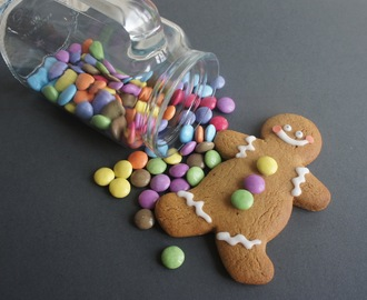 Gingerbread Cookies- Not just for Christmas!