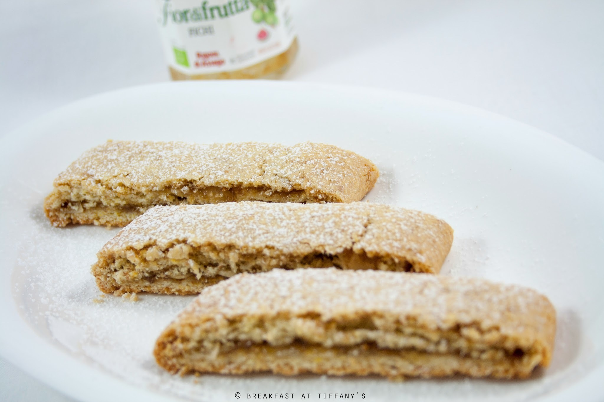 Biscotti fichi e mandorle / Figs and almond cookies recipe