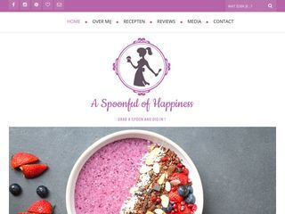 www.spoonful-of-happiness.be