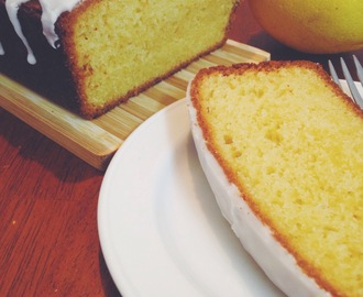 Lemon Ricotta Loaf Cake
