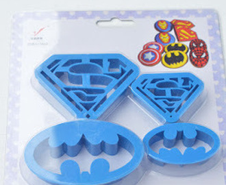 Cutter Superman Batman