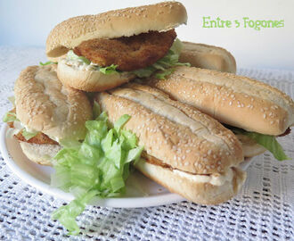"Bocadillo ""Long Chicken"""