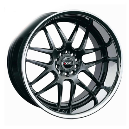 XXR 526 Chrome Black alufälg, 17-18