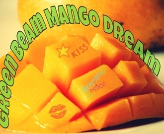 How to make the Green Beam Mango Dream Smoothie