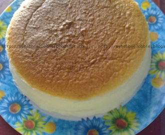 The Lightest and Creamiest Japanese Cheesecake