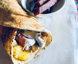 Chicken Shawarma Sandwich – Perfect Taste right at Home!