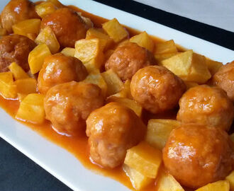 Recetas de guarnicion para albondigas mytaste for Almuerzos faciles caseros