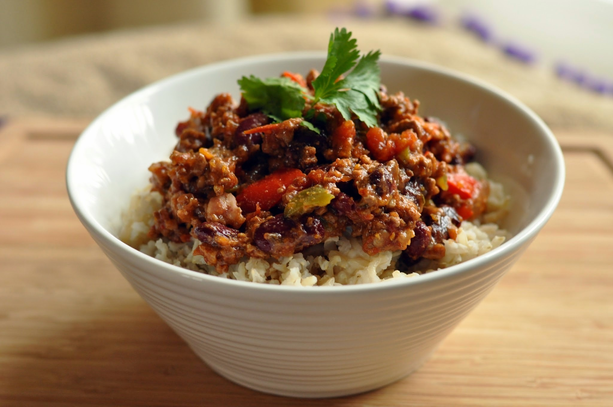 Recipe: Slow-cooker Chilli Con Carne