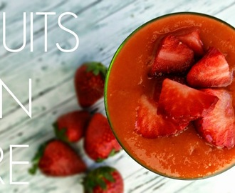 Fruits on Fire Smoothie Recipe