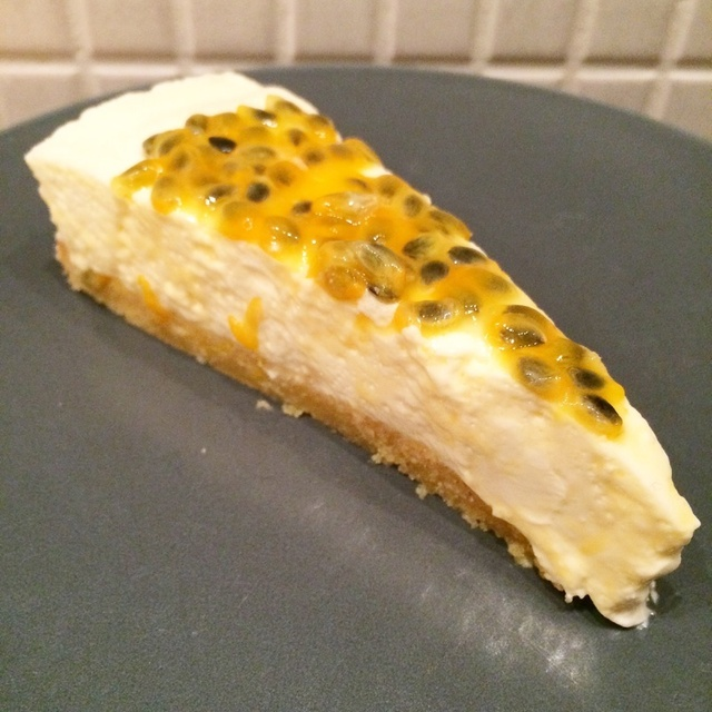 LCHF Passion & citruscheesecake