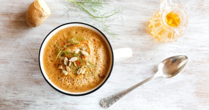 Ayurvedic Soup To Boost Your Metabolism + Calm Inflammation