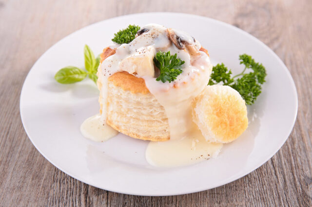 Thermomix Recept: Vol au vent (Koninginnehapje)
