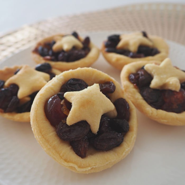 Easy Fruit Mince Tarts Recipe