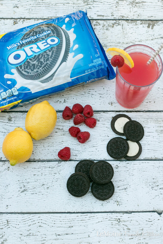 Raspberry Lemonade OREO :: My OREO Creation