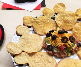 Mickey Mouse Nachos