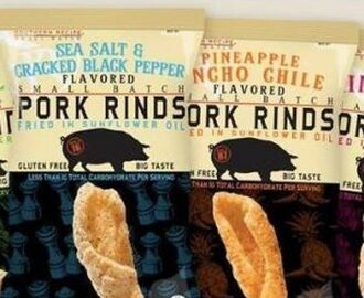Southern Recipe Pork Rinds Giveaway!
