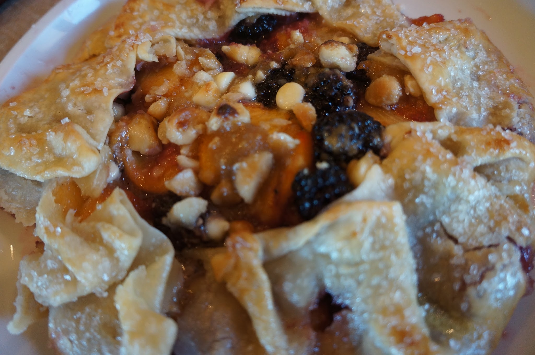 Rustic Fruit Pie...