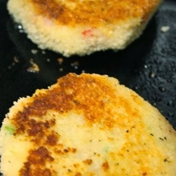 Potato Cakes . . . from leftover Mashed Potatoes