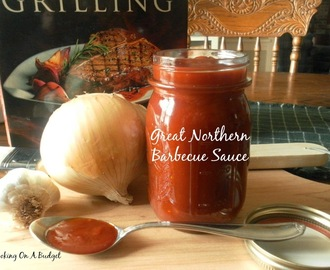 Great Northern Barbecue Sauce