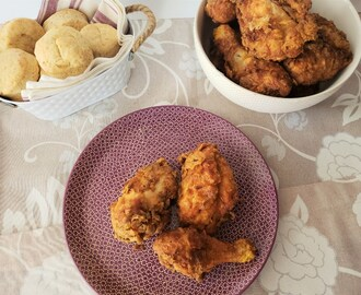 Pollo frito/ Fried chicken