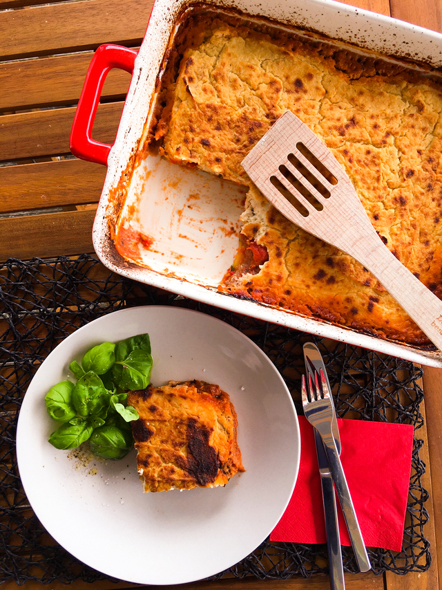Moussaka Low Carb