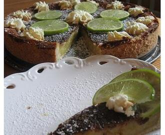 William´s Citron och Lime kaka