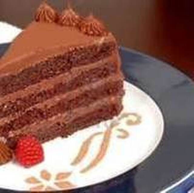 Gluten Free Chocolate Layer Cake Recipe