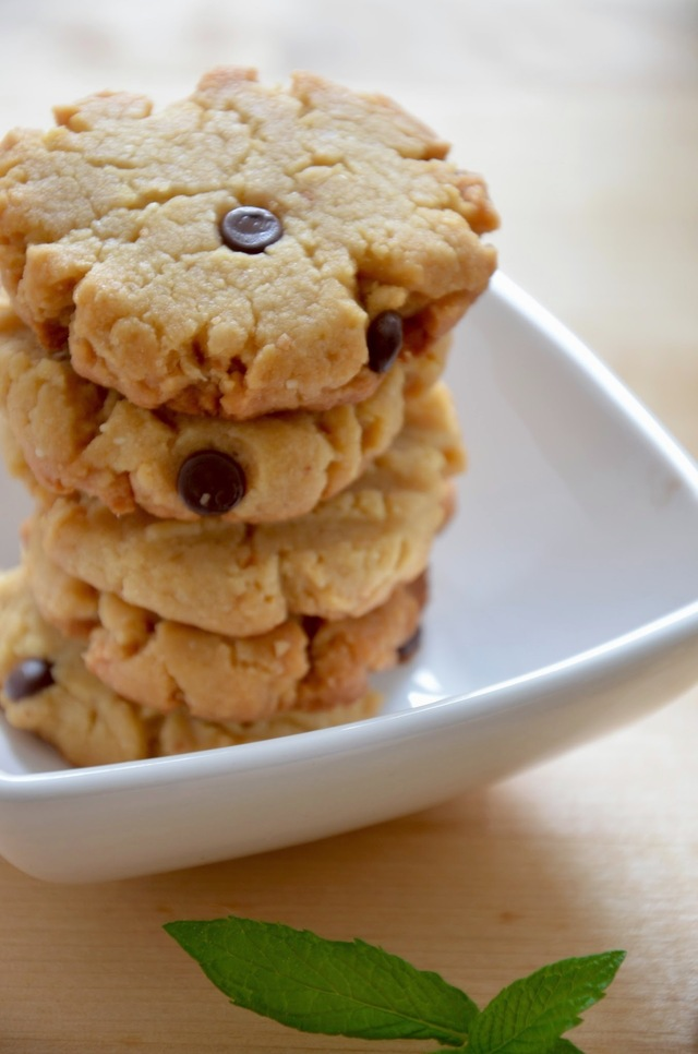 Nachgebacken: Peanut Butter Chocolate Chip Cookies