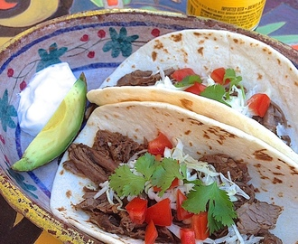 Last-Minute Cinco de Mayo Party at Home: Smoky Beef Brisket Street Tacos