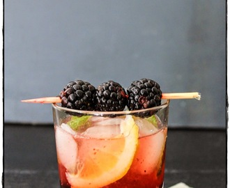 Gin in the Basement: The Bramble.