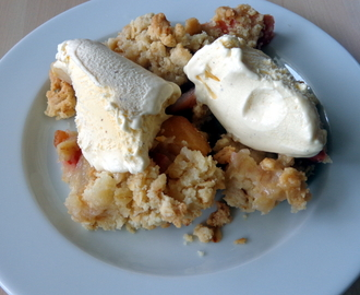 Apple Crumble Jamie Oliver