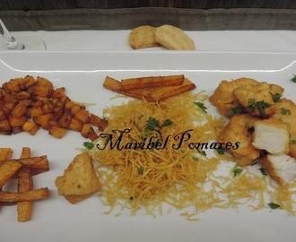 recetas de patatas fritas rebozadas mytaste