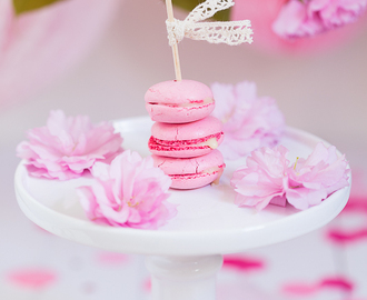 Food: Macarons