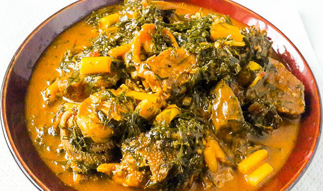Best Okazi Soup ever