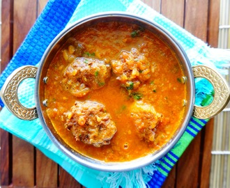 Recipe of Kofta Curry | Ghiya Ke Kofte