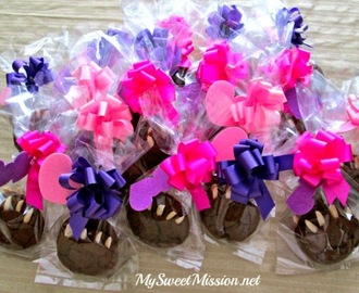 Baby Bear Claw Cookie Favors